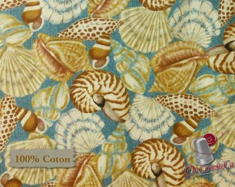 Seaside Dreams, Shario Fults, Studio e, 3430, multiple quantity cut in one piece, 100% Cotton