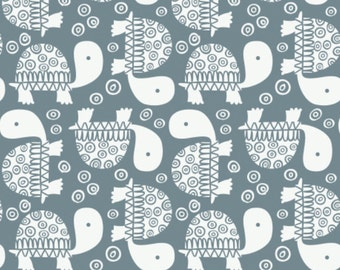 END OF BOLT, Turtles, lead, 9140702-03, Camelot Fabrics, multiple quantity cut in one piece, Cotton