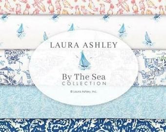 Bundle, 14 prints, By The Sea, Laura Ashley, Camelot Fabrics, 100% cotton