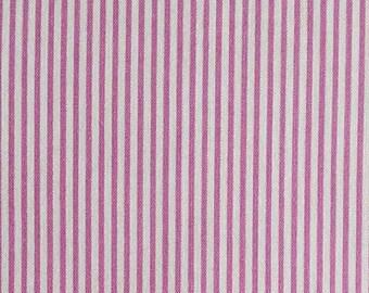 Stripes, fuschia, white, 433, Dear Stella, cotton, cotton quilt, cotton designer