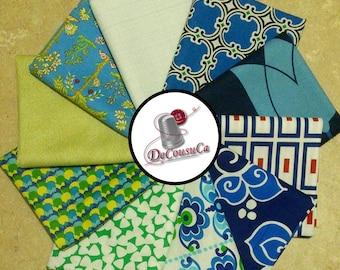 10 Prints, bundle, P & B Textiles, Bundle, 1 of each print,