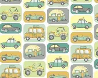 Camping, caravan, 50631, Windham Fabrics, cotton quilt, cotton designer