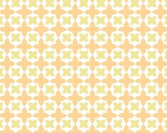Harlequin, yellow, peach, Do what you love, 2241506, col 01, Camelot Fabrics, cotton, cotton quilt, cotton designer