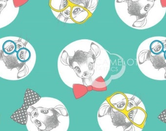 Bambi, Disney, Dress to Impress, 85040201, Camelot Fabrics, cotton, cotton quilt, cotton designer