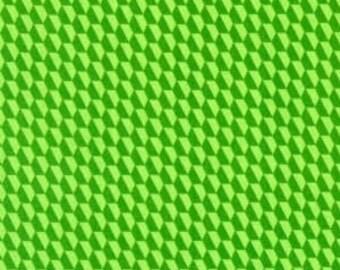 Tiny hex lime, Geo Pop, 3429, Contempo, Benartex, cotton quilt, cotton designer