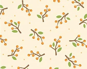 Fruits, cream, Thankful, Contempo, Benartex, Style 07544, col 07, cotton, cotton quilt, cotton designer