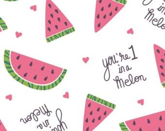 Melon, Very Punny, 21181710, Camelot Fabrics, cotton, cotton quilt, cotton designer
