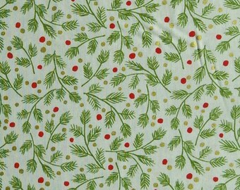 Mistletoe, Andover, 9100, fabric, cotton, quilt cotton