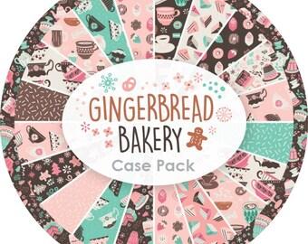 13 prints, Bundle, Ginger Bread, Camelot Fabrics, 1 of each print,