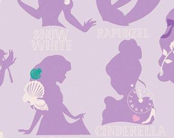 Disney Forever, Princess, 85100115, col 03, Camelot Fabrics, cotton, cotton quilt, cotton designer
