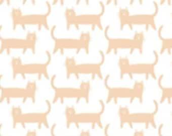 Cat, Neufchâtel, 31180204, col 01, Camelot Fabrics, 100% Cotton