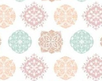 Mandalas, Omstoppable Collection, 21191607, col 01, Camelot Fabrics, 100% Cotton, (Reg 3.76-21.91)