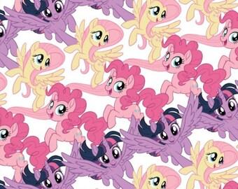 My little Pony, 95010104, col 01, Camelot Fabrics, cotton, cotton quilt, cotton designer