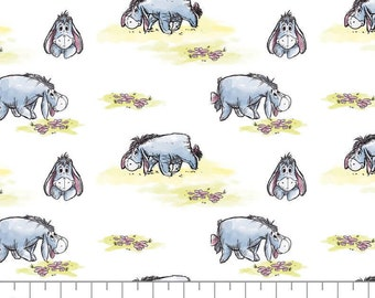 Winnie The Pooh, 85430505, col 01, Camelot Fabrics, cotton, cotton quilt, cotton designer