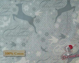 END OF BOLT, Deer, Windham Fabrics, Cotton,