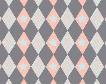 Tent, pink, Night Circus, 29180306L, col 01, Camelot Fabrics, cotton, cotton quilt, cotton designer