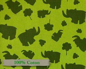 END OF BOLT, Safari Adventure, by Camelot Cotton,