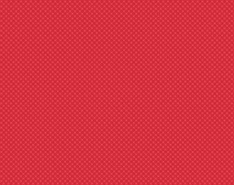 RED, 210, Kisses, Riley Blake, cotton quilt, cotton designer