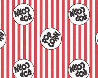 Logo on stripes, 21192103, col 01, Pop Collection, Camelot Fabrics, 100% Cotton, (Reg 3.76-21.91)