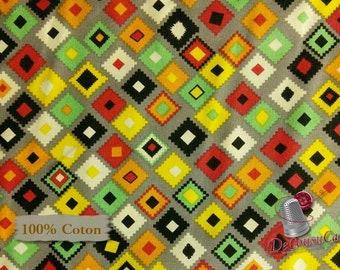 Quilt, Coton, multiple quantity cut in one piece, 100% Cotton