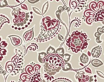 Peasley, Laura Ashley, The Hunterhill, 71180106, col 02, Camelot Fabrics, 100% Cotton, (Reg 2.99-17.99)