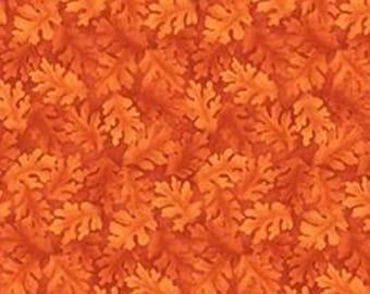Leaf, cinnamon, Harvest Berry, Benartex, 07565, col 033, cotton, cotton quilt, cotton designer