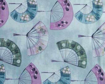 Évantail, Fancy, 7279, Michael Miller, cotton quilt, cotton designer