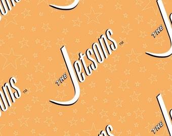 The Jetsons, 24080105, col 02, Camelot Fabrics, cotton, cotton quilt, cotton designer