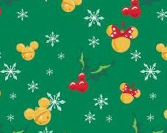 Mickey, Jingle Bell, 85270902, col 03, Camelot Fabrics