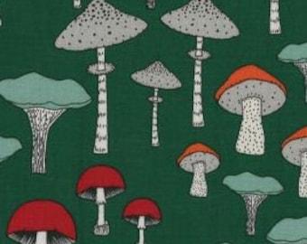 Mushroom, Michael Miller, 8319, cotton quilt, cotton designer