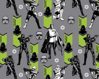 Star Wars, Rogue One, 7370102, col 02, Camelot Fabrics, cotton, cotton quilt, cotton designer