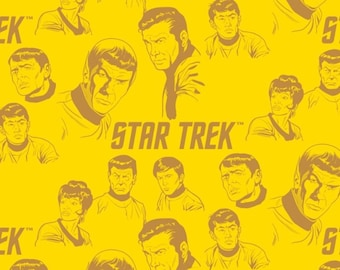 Star Trek, Galaxy Pop, 63100306, col 03, Camelot Fabrics, cotton, cotton quilt, cotton designer
