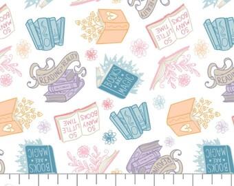 Literary, 21190523, col 03, Camelot Fabrics, Camelot Fabrics, 100% Cotton