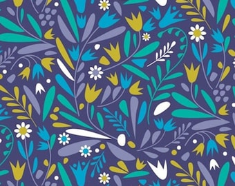 Meadow, 18180102, col 01, Springs Birds, Camelot Fabrics, 100% Cotton, (Reg 2.99-17.99)