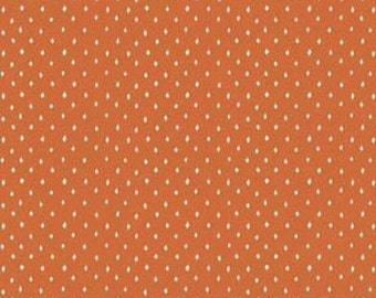 Orange, Varsity, 7435, Riley Blake, quilt cotton, designer cotton