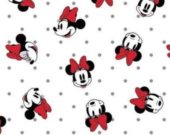 Minnie, Disney, 85271012, col 01, Camelot Fabrics, cotton, cotton quilt, cotton designer