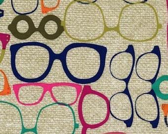 Glasses,  Michael Miller, CX5751, 100% Cotton
