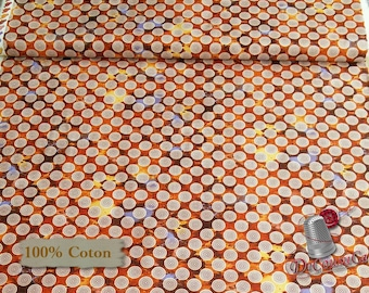 Autumn Hues, Studio E, 4207, multiple quantity cut in one piece, 100% Cotton, (Reg 2.99 - 17.99)