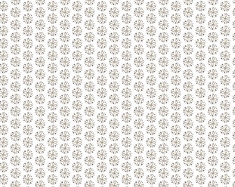 Snowflake, Snow Fall, Camelot Fabric, cotton