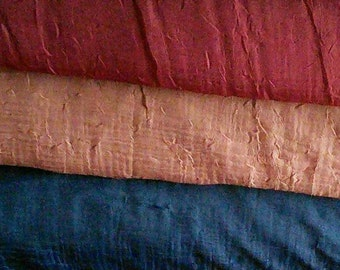 """Crimped Sheer, 110"""", (280cm) wide, transparent, light, for curtain, very wide, polyester, washable, (Reg 16.50-32.50)"""