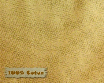 TAN, Crystals, Red Rooster, 26784, 100% Cotton, plain textured, (Reg 2.99-17.99)