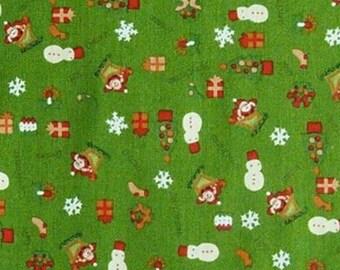 Snowman, flake, gift, 100% Cotton, (Reg 3.76-21.91)