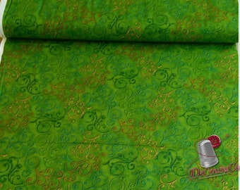 Green, Fall Festival, Studio e, 4263, multiple quantity cut in one piece, 100% Cotton