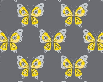 Butterfly, Flutter & Buzz, 6141805-03, Camelot Fabrics, multiple quantity cut in one piece, 100% Cotton
