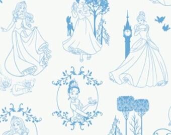 Disney Forever, Princess, 85100112, col 01, Camelot Fabrics, cotton, cotton quilt, cotton designer