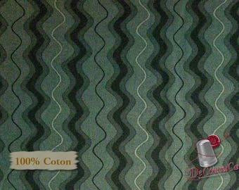 Zigzag, charcoal, My Sewing Room, by Kathi Campbell, Henry Glass & Co, 100% cotton