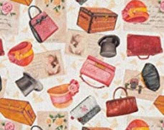 Couturière, Stof, 100% Cotton, quilt cotton, designer cotton