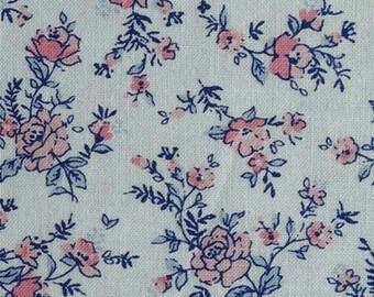 Florals, Summer Days, Laura Ashley, 71190301, col 01, Camelot Fabrics, cotton, cotton quilt, cotton designer