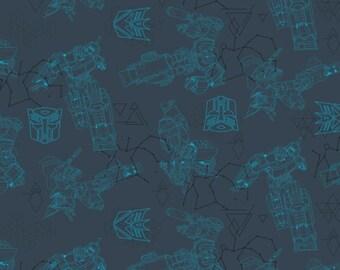 Interstellar, Transformers Galaxy, 95020202, col 03, Camelot Fabrics, cotton, cotton quilt, cotton designer