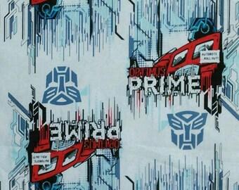 Transformers, Prime, white, 95020013, col 01, Camelot Fabrics, cotton, cotton quilt, cotton designer